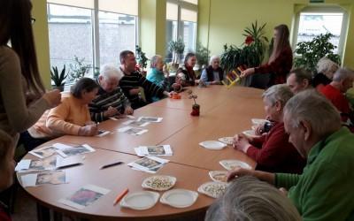 Užsiėmimai su Alytaus miesto savivaldybės Visuomenės sveikatos biuro darbuotojais