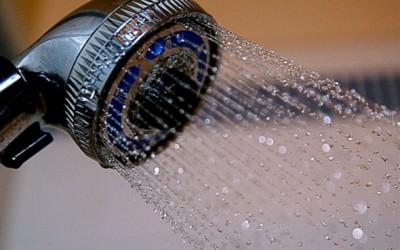 Dėl šilto vandens