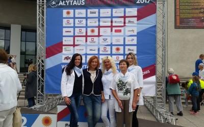 Alytaus pusmaratonis 2017