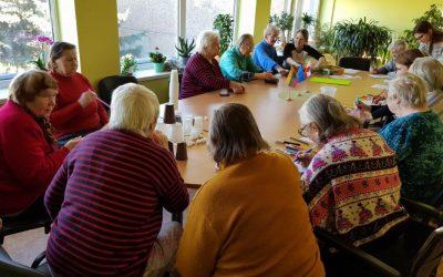 """Projektas """"Neužmiršk manęs"""" kviečia Alytaus senjorus į aktyvius užsiėmimus"""